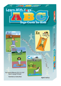 ABC Yoga Cards for Kids