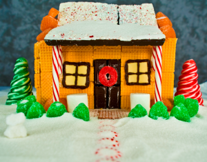 Chicago Speech and More recommends making a Ginger Bread House
