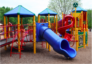 Language Activities: At The Park